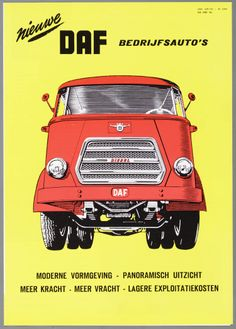 DAF Advertisement