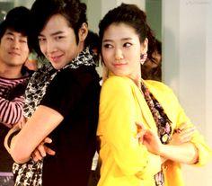 Park Shin Hye ♥ You're Beautiful ♥  Jang Geun Suk