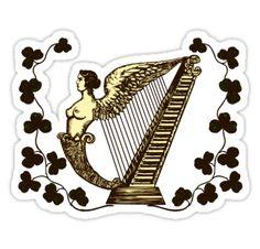 "the American Civil War's ""Irish Brigade"" flag"