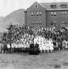 Only half of the children that went to residential schools have survived. The ones that did survive suffered as did thier children in a vicious cycle of pain Residential Schools Canada, Indian Residential Schools, Aboriginal Education, Indigenous Education, Native American Children, Native American Indians, Native Indian, Canadian History, American History