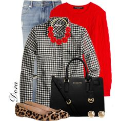 Senza titolo #5455 by doradabrowska on Polyvore featuring polyvore, fashion, style, J.Crew, Ralph Lauren Black Label, Whistles, Michael Kors, Jules Smith and clothing