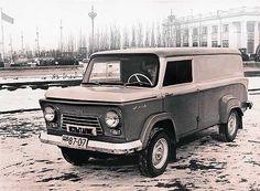 KMZ_A-KMZ-4 Strange Cars, Custom Vans, Camper Van, Pickup Trucks, Old Cars, Cars And Motorcycles, Vintage Cars, Automobile, Bike