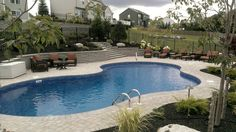 (Only Alpha Pool Products) Swimming Pool Construction, Backyard Paradise, Water Features, Design Projects, Landscape Design, Swimming Pools, Fencing, Farms, Garden
