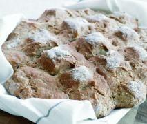 Pão rustico