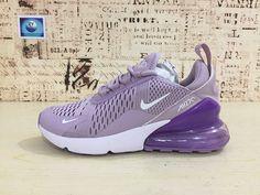 f76277f1ef1c3e Buy Genuine Youth Big Boys Nike Air Max Nike Air Max 270 Big Boys Shoe Running  Shoes Flyknit Purple 2018 Latest Styles 510 For Sale