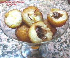 Chocolate Chip Gulab Jamun | Recipe | Gulab Jamun, Pistachios and ...