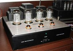 """Audio Research - VS55 Tube Amplifier"" !...  http://about.me/Samissomar"