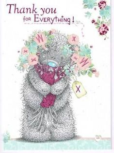 Tatty Teddy © Me to you Happy Birthday Art, 18th Birthday Cards, Cute Teddy Bear Pics, Cute Bears, Tatty Teddy, Teddy Bear Pictures, Blue Nose Friends, Bear Graphic, Love Bear