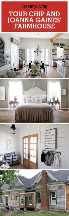 Don't forget to pin these ideas! Follow Country Living on Pinterest for more tips from Chip and Joanna!