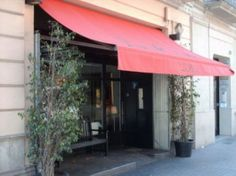 The desserts here – the chocolate profiteroles for example – are very good.  The service is good – efficient and friendly. It's very popular...
