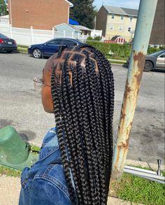 Feed In Braids Hairstyles, Braids Hairstyles Pictures, Black Girl Braided Hairstyles, Baddie Hairstyles, Weave Hairstyles, Girl Hairstyles, Protective Hairstyles, Dyed Natural Hair, Natural Hair Styles