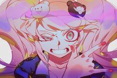 Danganronpa 1, Trigger Happy Havoc, Trumpets, Anime Meme, Kawaii Art, More Icon, Art Tips, Fireworks, Fan Art