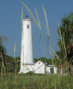 Egmont Kay Light. St Petersburg fl