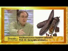 İbrahim Saraçoğlu Keçiboynuzu Faydaları - YouTube