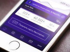 Bank app concept