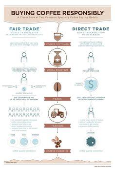 ¿Cómo diferenciar si un café es comercio directo o de comercio justo? - ElBlogVerde.com