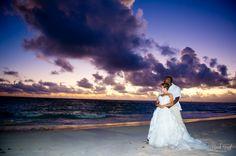 Ocean Sunrise - BackRoad Photography - Punta Cana Dominican Republic Beach Wedding Photography