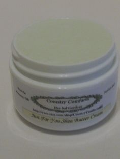 Whipped Shea Body Butter Cream  Just For You  by CountryComfortsHG