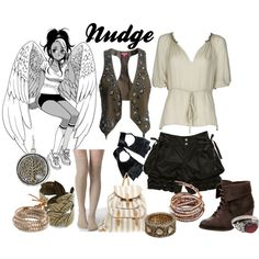 """""""Maximum Ride 6"""" by meagan-wymbs on Polyvore"""