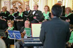 Hora de Mercado, Hora de Música. 28 de febrero de 2015. Concierto Coral Voces para el recuerdo.
