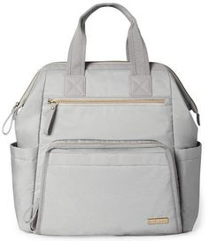 0a3216f337132 Mainframe Wide Open Diaper Backpack - Gray #combination#innovative#soft Baby  Changing Bags