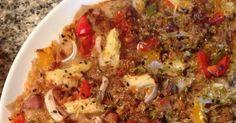Mamã Paleo: Pizza de Atum Paleo