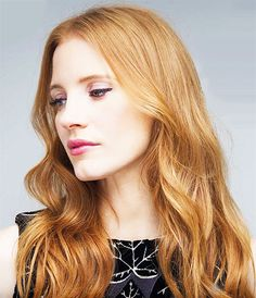 Jessica Chastain for Total Film February 2015