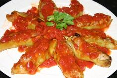 Hungarian Wax Stuffed Peppers with Mild Italian Sausage...garden idea