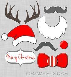 christmas prop templates - Google Search