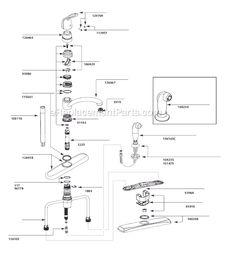 nice Luxury Moen Single Handle Kitchen Faucet Repair Diagram 53 ...