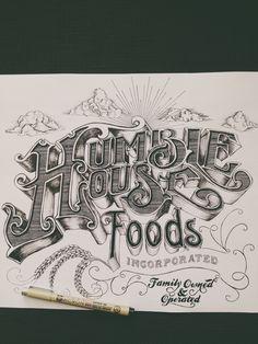 Humble House Foods, San Antonio by david salinas