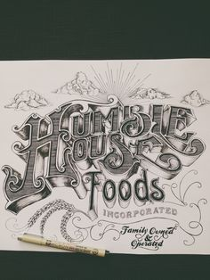 Humble House Foods, San Antonio by david salinas