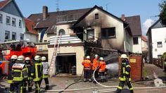 Blaulichtticker: Hameln: Brand in der Innenstadt - hoher Sachschade...