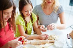Instill healthy habits in your children to prevent eating disorders