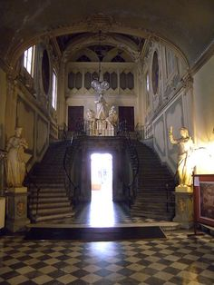 Ospedale di San Giovanni di Dio - Androne - Borgo Ognissanti - Firenze, via Flickr.