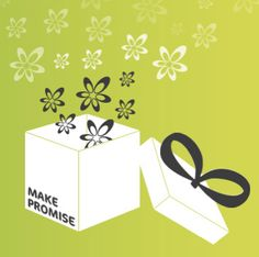 Give the gift of generosity and #makeapromise to a fab #crowdfunding project! http://www.bloomvc.com/projects