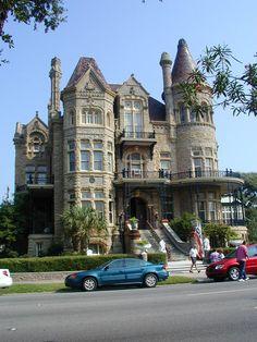 bishop's palace galveston tx - Google Search