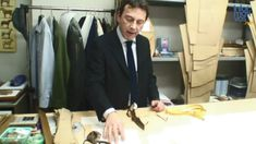 Vicent Fossas, maestro camisero, nos muestra cómo se confecciona una cam...