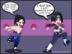 Sasuke, put a shirt on! ^.^