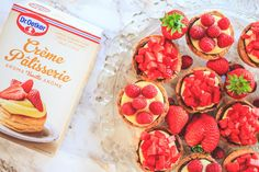 shortcrust pastry with berries Shortcrust Pastry, Bbq Party, Summer Bbq, Summer Treats, Berries, Strawberry, Baking, Fruit, Easy