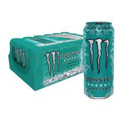 Monster Flavors, Bebidas Energéticas Monster, Monster Crafts, Calories In Sugar, Dragon Tea, Monster Energy Nascar, Love Monster, Teenage Girl Gifts, Indie Room
