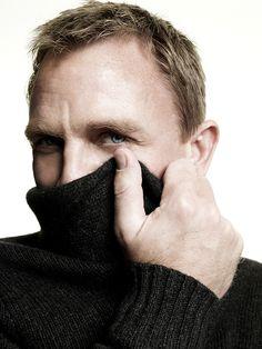 Daniel Craig, por Rankin, 2008