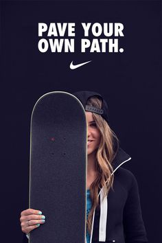 Brasilian skateboarder Leticia Bufoni strives to motivate girls all over the world to pave their own paths to greatness.