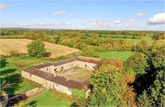 Milltown Park, Shinrone - former walled kitchen garden & gate Garden Gates, British Isles, Ireland, Golf Courses, Mansions, Park, House Styles, Kitchen, Homesteads
