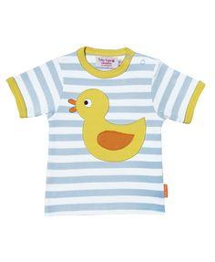 Toby Tiger ★ T-Shirt Ente grau