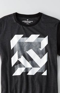 AEO Graphic Crew T-Shirt by  American Eagle Outfitters |  Shop the AEO Graphic Crew T-Shirt and check out more at AE.com.