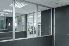 Mamparas de Oficinas M5, Montadesk - 02