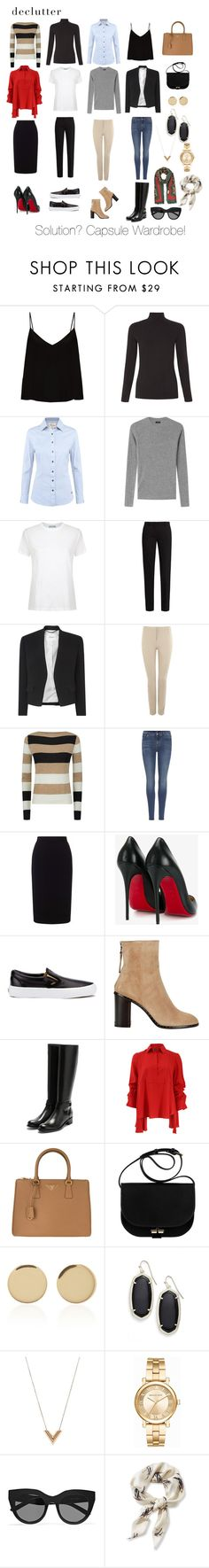"""""""Decluttering goal!"""" by christawallace ❤ liked on Polyvore featuring Raey, DUBARRY, Joseph, Vince, Etro, L.K.Bennett, Phase Eight, MaxMara, 7 For All Mankind and Roland Mouret"""