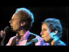 Simon And Garfunkel - The Sound Of Silence (with lyrics) - YouTube