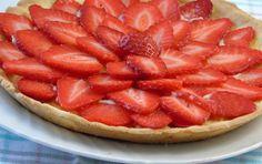 Giuly's Cucina: Crostata di fragole fresche